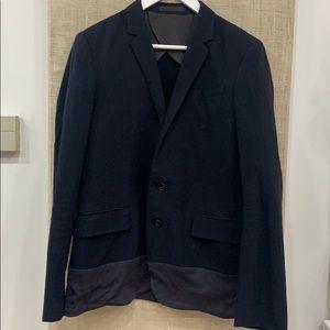 KOLOR japan, double fabric layer jacket
